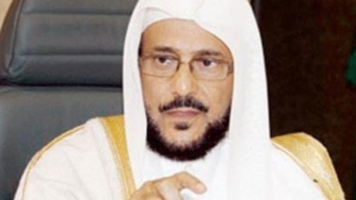 رئيس هيئة الأمر بالمعروف والنهي عن المنكر عبداللطيف آل الشيخ