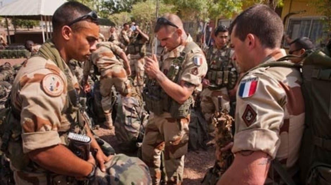 الجيش الفرنسي في مالي