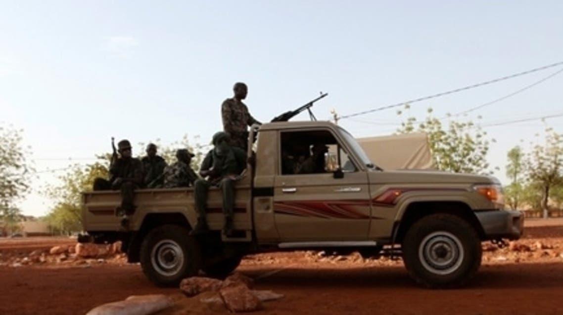 قوات عسكرية إلى مالي