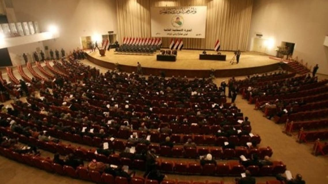 Iraq's cabinet approved the $118.6 billion budget in October, but infighting between Shi'ite, Sunni and Kurdish factions repeatedly scuttled attempts by lawmakers to pass the draft legislation in parliament. (AFP)