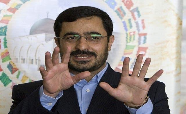 Former prosecutor and ally of Iran's Ahmadinejad,  Saeed Mortazavi  (File photo: Reuters)