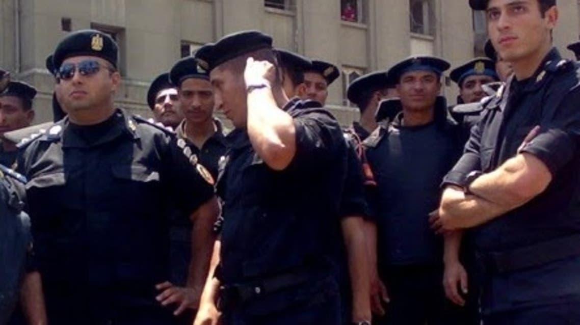 شرطة مصرية