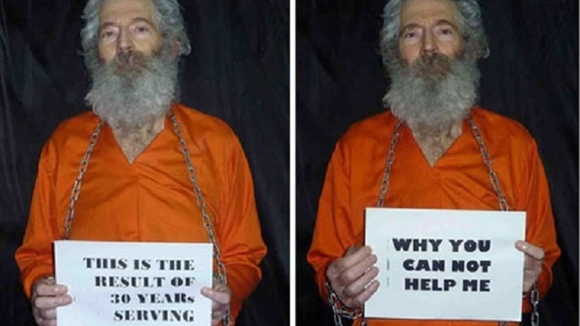 Robert Levinson went missing in Iran nearly six years ago. Photograph: -/AFP/Getty Images