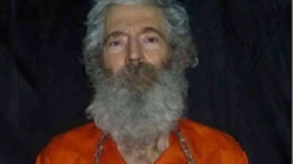 Robert Levinson went missing in Iran nearly six years ago. (AFP)