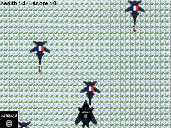 """""""لعبة إلكترونية"""" تُروج لانتصار القاعدة في مواجهة الجيش الفرنسي"""