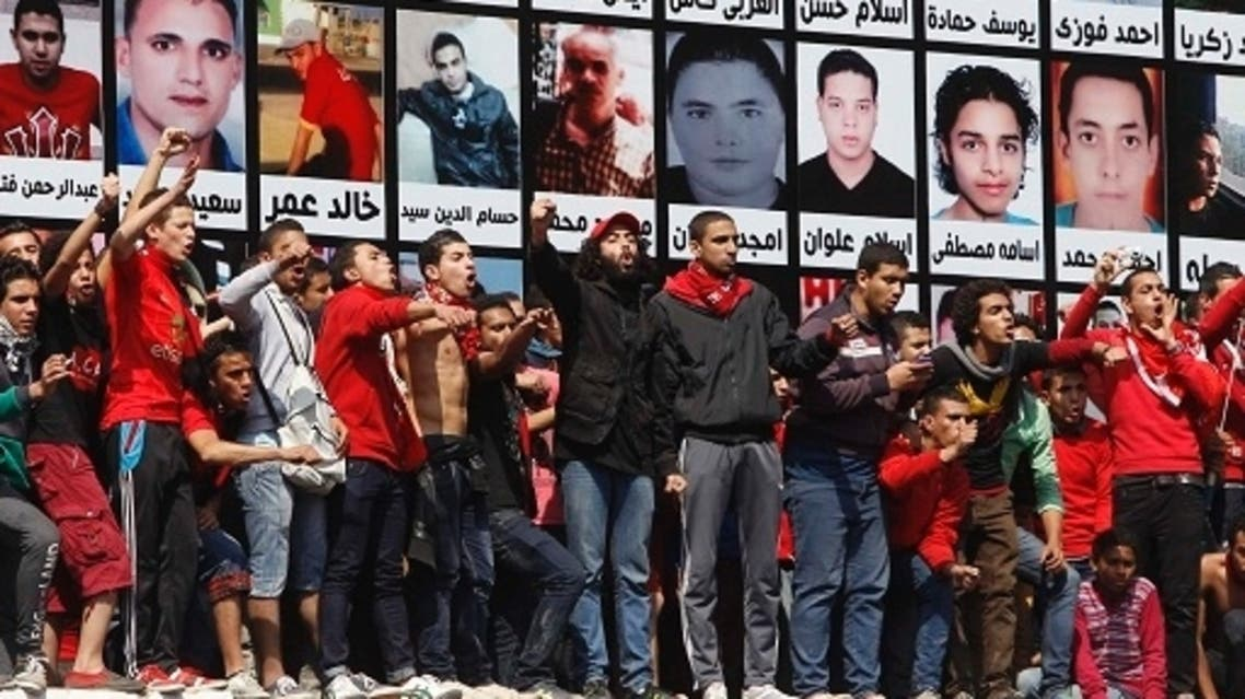 When a court verdict is called, football fans roar: Egypt