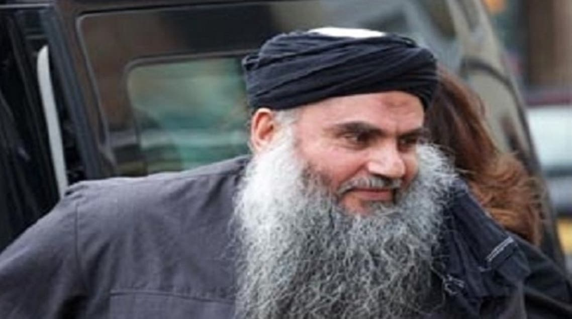 Radical cleric Abu Qatada was released on bail following the ruling, causing huge frustration in London, where successive governments have been trying to send him back to Jordan for a decade. (AFP)