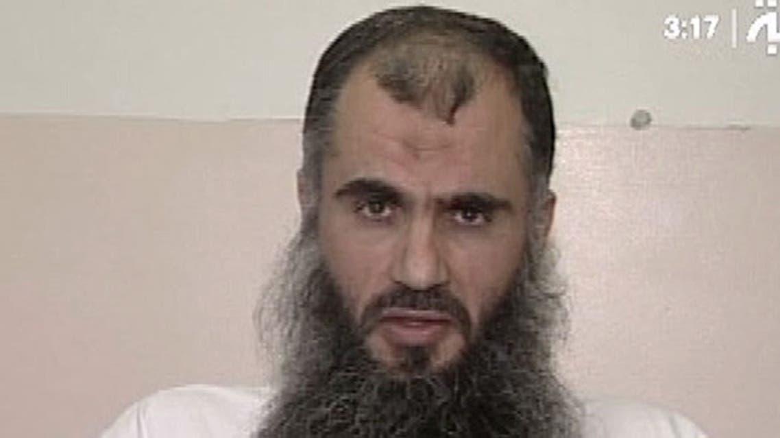 qatada arabiya britain jail bail cleric jordanian palestinian