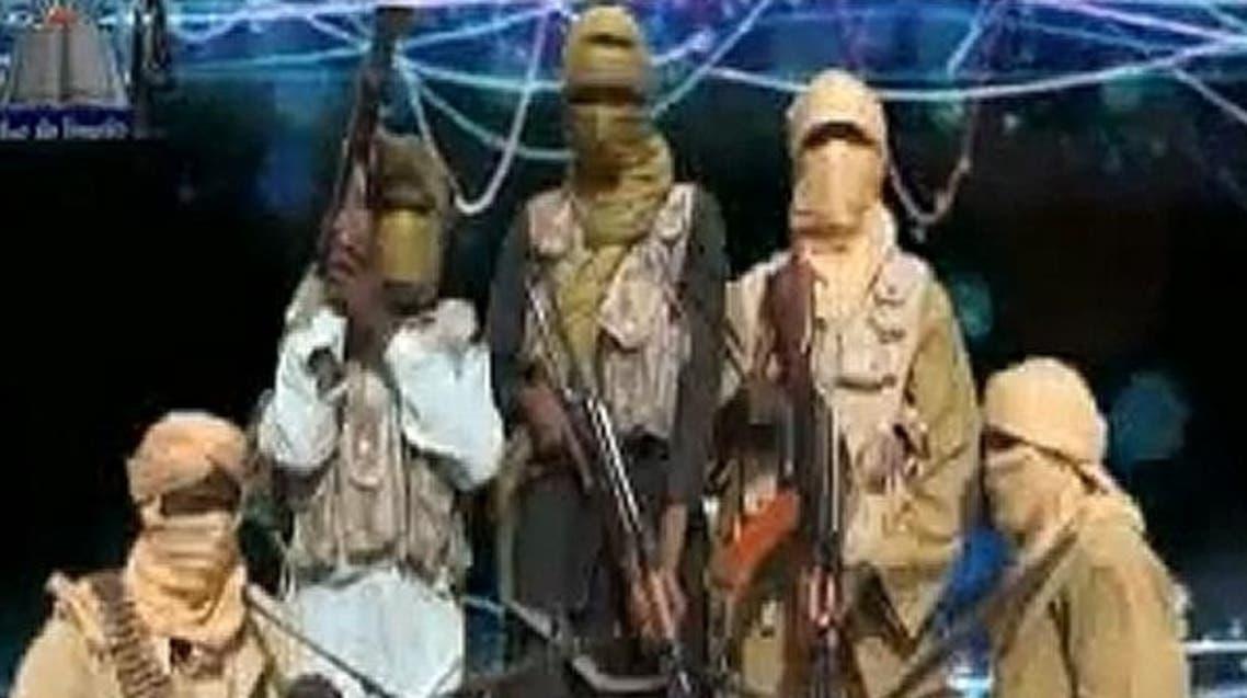 مسلحون من جماعة الأنصار الاسلامية النيجيرية