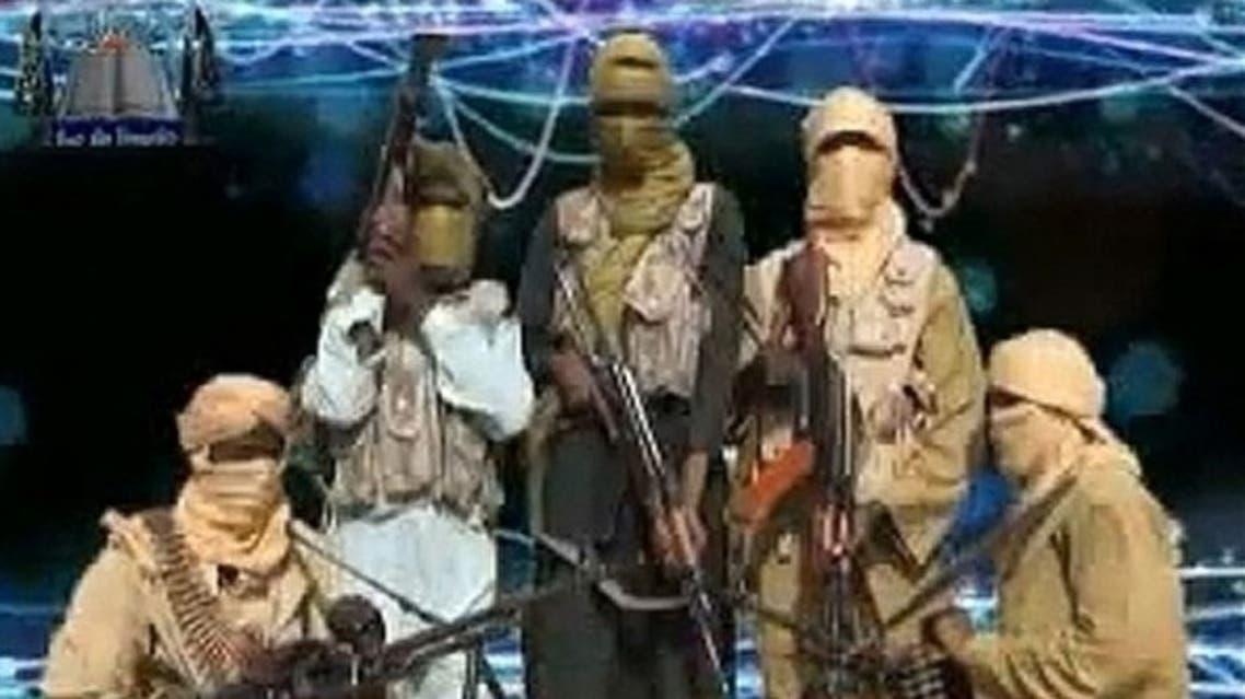 Nigerian hostage