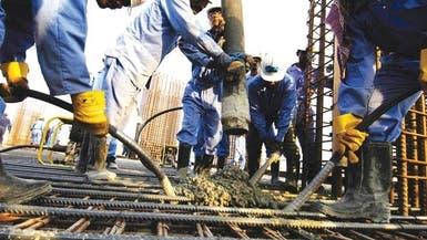 أجور العمالة في قطاع المقاولات السعودي تقفز 100%