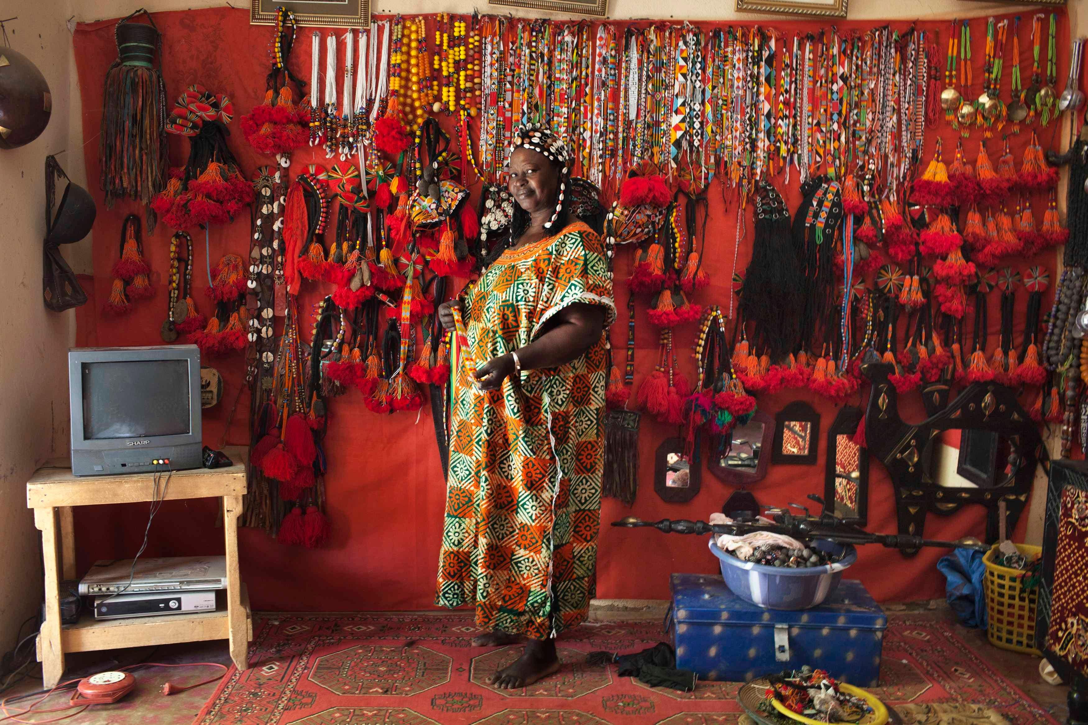 Songhai Culture