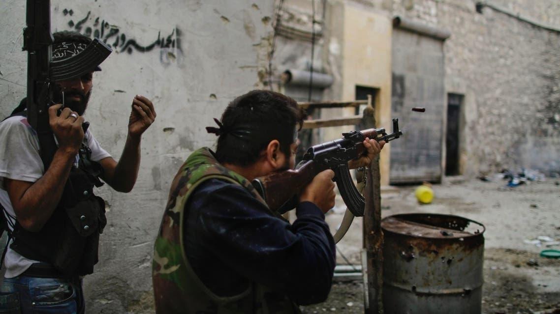 الجيش الحر بريف حماة