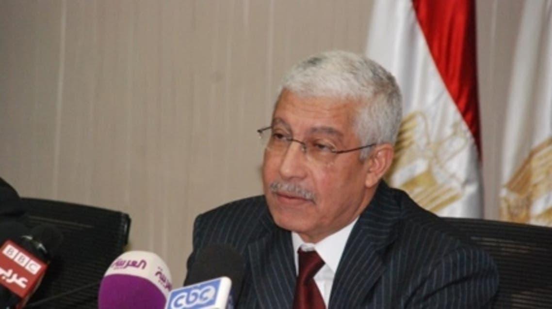 المرسي حجازي - وزير المالية المصري