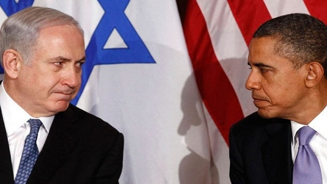 U.S. President Barack Obama meets Israeli Prime Minister Benjamin Netanyahu at the U.N. in 2011. (Reuters)