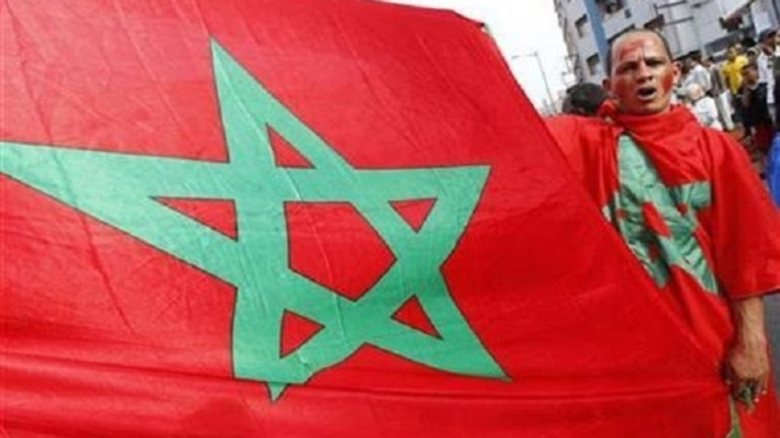 Wednesday marks the second anniversary of Morocco's protest movement. (Reuters)