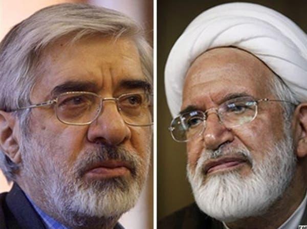 الإصلاحيون يدعون روحاني لتسوية أوضاع موسوي وكروبي