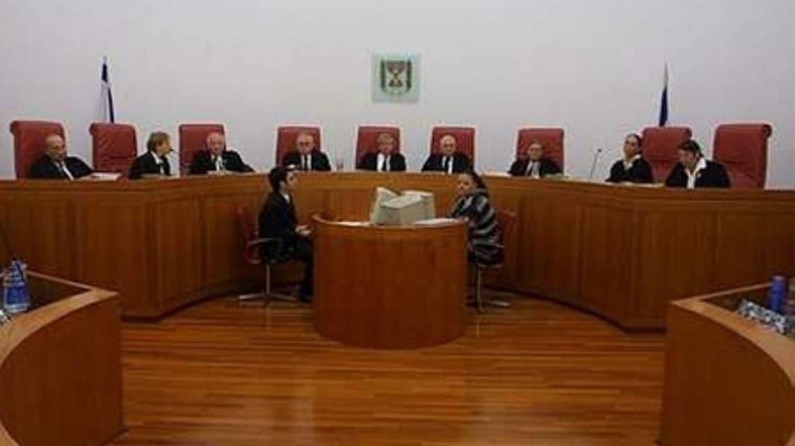 محكمة العدل العليا في إسرائيل