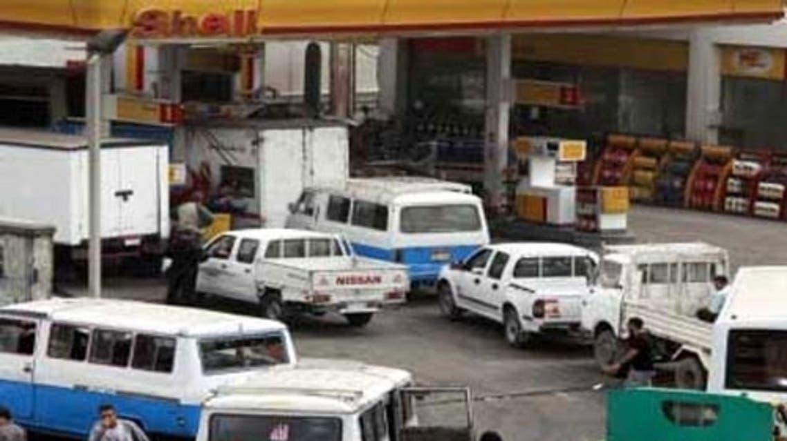 محطات بنزين - مصر