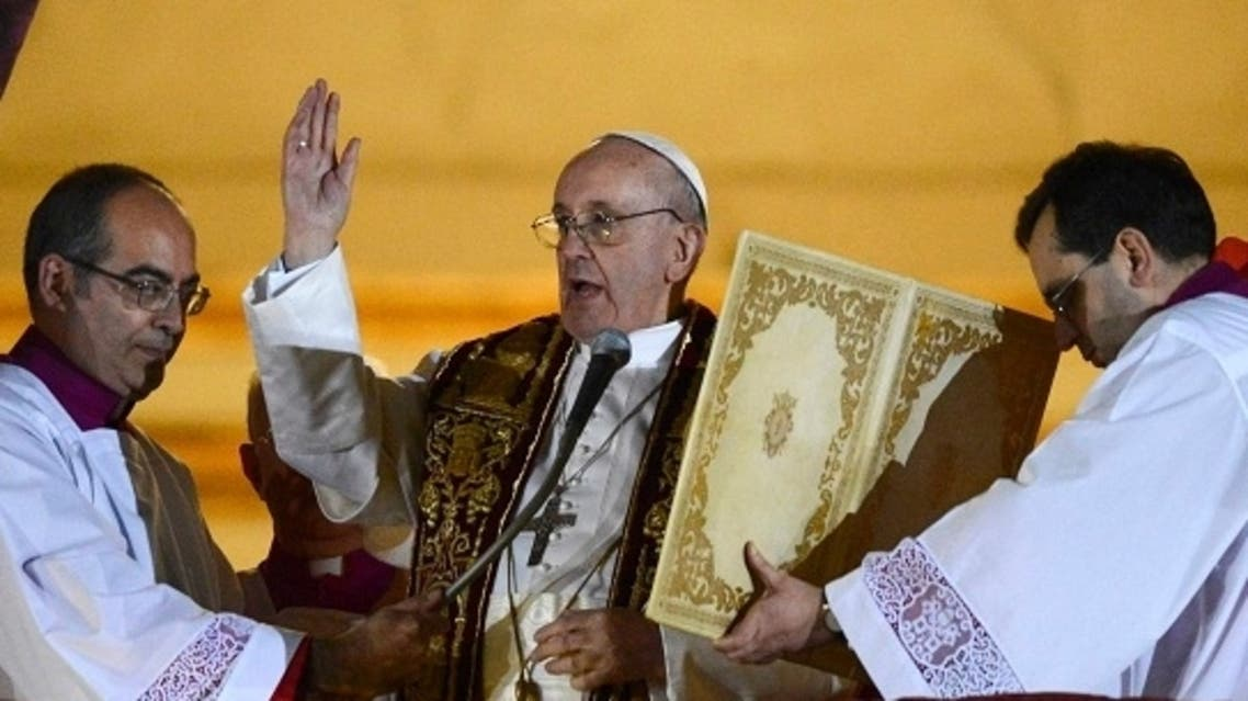 Vatican elects Pope Francis of Argentina
