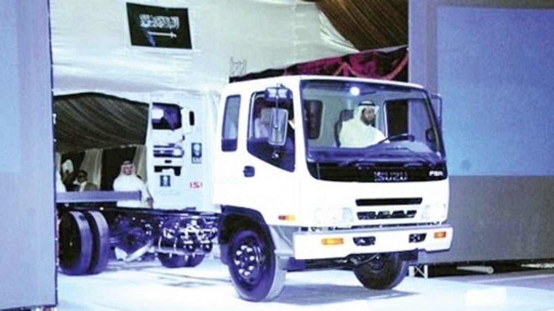 السعودية بدأت بصناعة سيارات ايسوزو