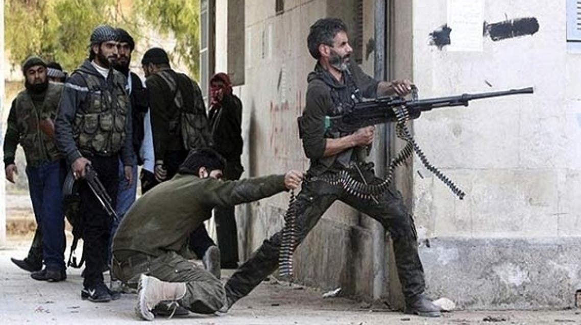 """Gen. Salim Idris, the head of the Supreme Military Council, called on Syrian soldiers to join the rebels in a """"fight for freedom and democracy"""" and said that his Free Syrian Army fighters """"will not give up."""" (Reuters)"""