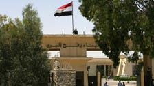 Egypt opens border to wounded Palestinians