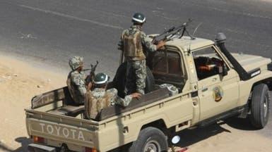 مشايخ سيناء يوكلون حماية الشرعية للجيش المصري