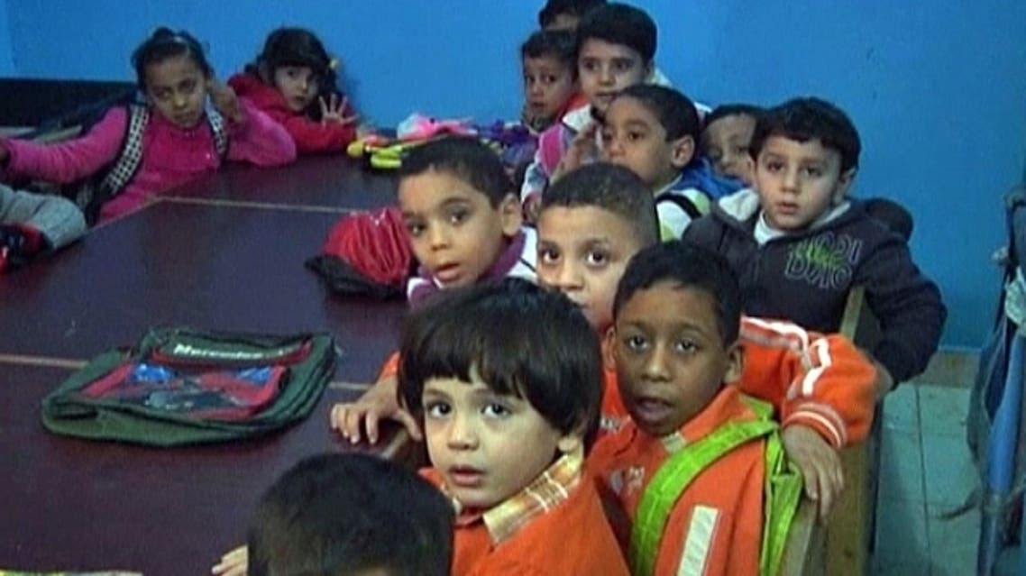 Egypt's underprivileged children given education opportunity in City of the Dead