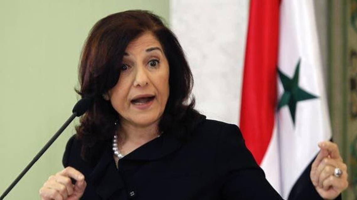 Syrian President Bashar al-Assad's adviser Bouthaina Shaaban says the leader has called on BRICS nations to intervene and end the war in the conflict-ravaged country. (Reuters)