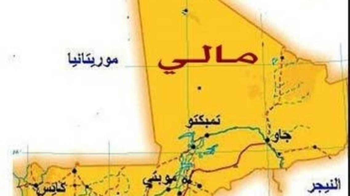 خريطة شمال مالي