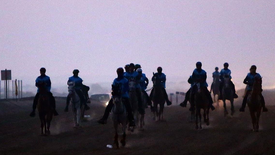 Abu Dhabi's International Equestrian festival