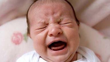 بكاء الأطفال ليلاً يسبب الطلاق بين الأزواج
