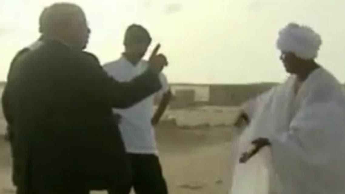 لقطة من فيلم موريتاني