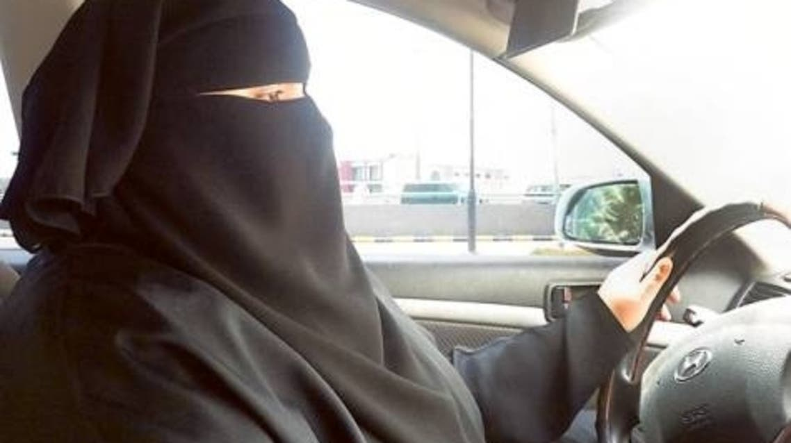 Aziza Al Yousuf said she took a 15-minute drive in the Saudi capital on Friday, June 29, 2012 to mark the first anniversary of a campaign to end the ban on women drivers in the kingdom. (Reuters)