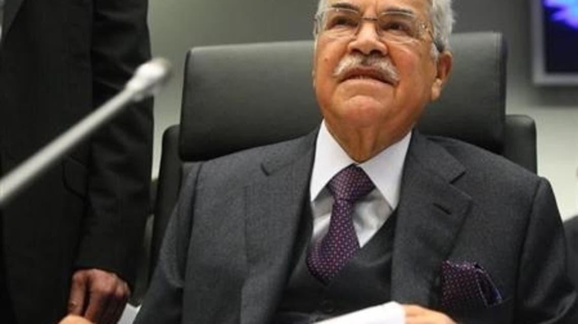 علي النيعمي وزير البترول السعودي