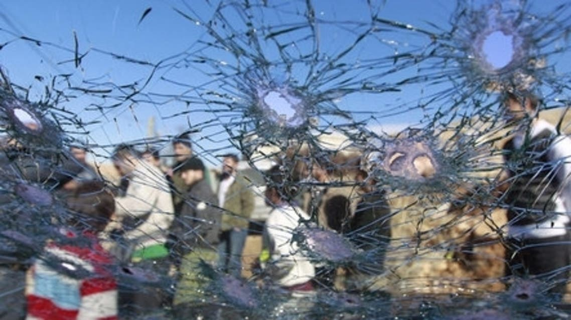 Syrian warplanes Monday bombed northern Lebanon for the first time