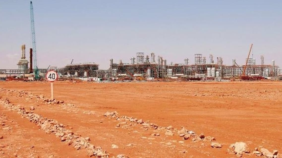 Al-Qaeda linked fighters took hundreds of hostages when they raided the In Amenas plant in Algeria on January 16. (Reuters)