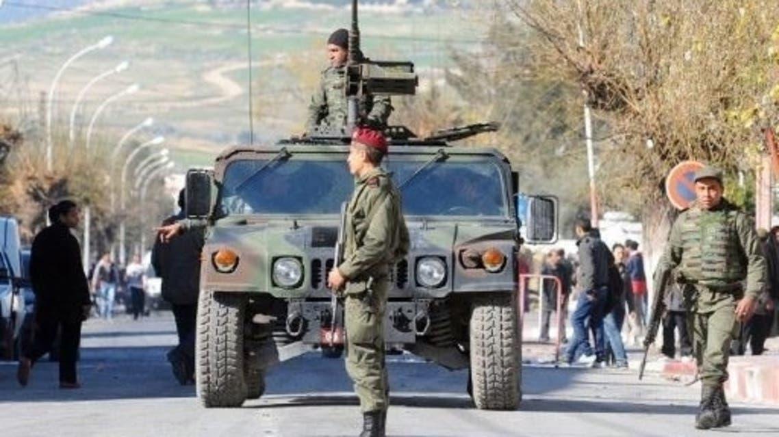 مواجهات بين الأمن التونسي وجهاديين على الحدود مع الجزائر