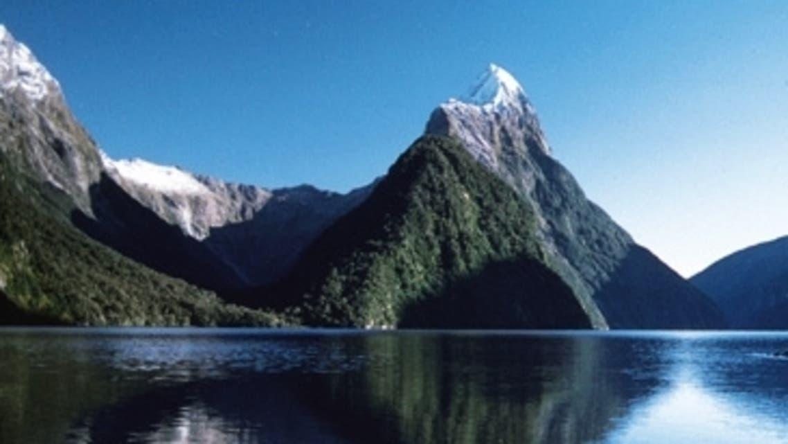 جزيرة في نيوزيلندا