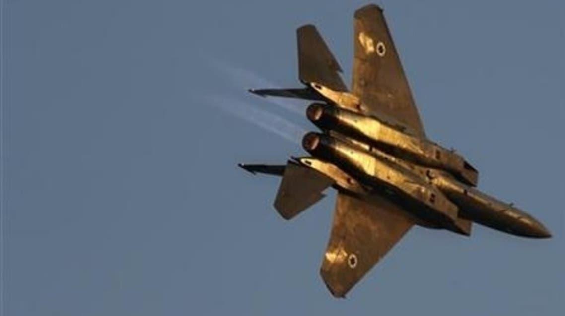 Planes Israel Lebanon