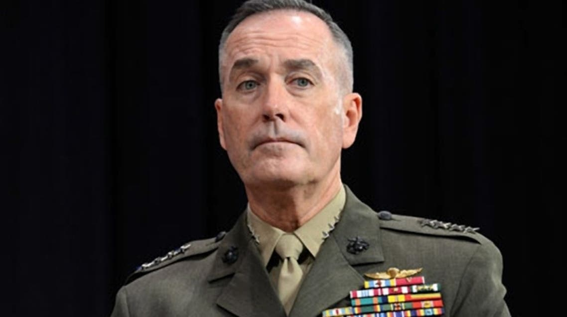 U.S. commander of ISAF, General Joseph Dunford said that they have reached an agreement on a plan for Wardak. (AFP)