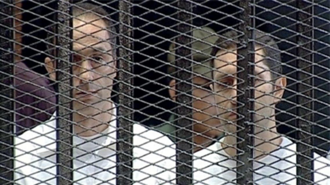 جمال وعلاء مبارك 3