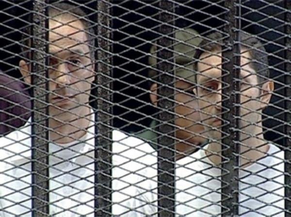 تأجيل طلب رد المحكمة في قضية علاء وجمال مبارك والبورصة