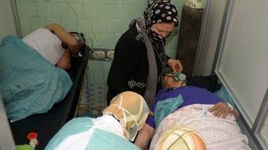 المعارضة السورية: الأسد استخدم الكلور بمعارك شرق دمشق