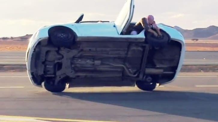 جی لنو:سعودی ها در تغییر لاستیک خودرو از آمریکایی ها سریعترند