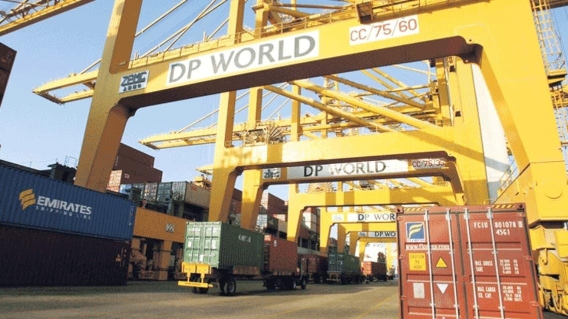 Dubai-owned port operator DP World's 2012 profit rose 21 percent (AFP)