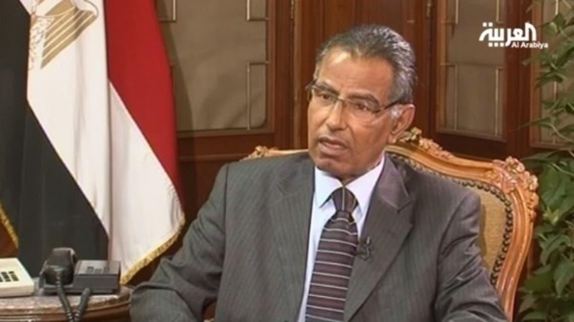Zaghloul al-Balshi, deputy justice minister for judicial inspection