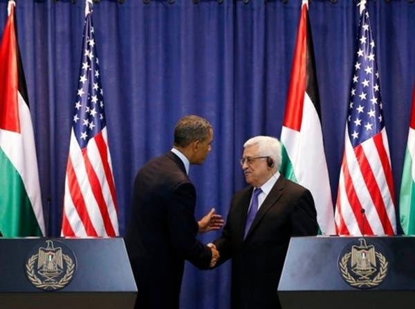 عباس لأوباما: لا مفاوضات مع إسرائيل قبل تجميد الاستيطان