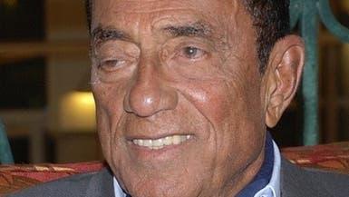 وفاة حسين سالم أشهر رجال الأعمال في عهد مبارك